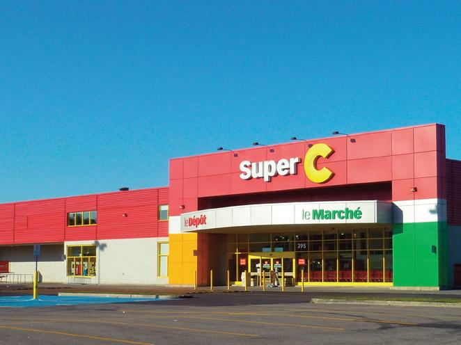Supermarché Super C