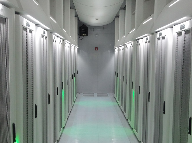 Telus Data Center